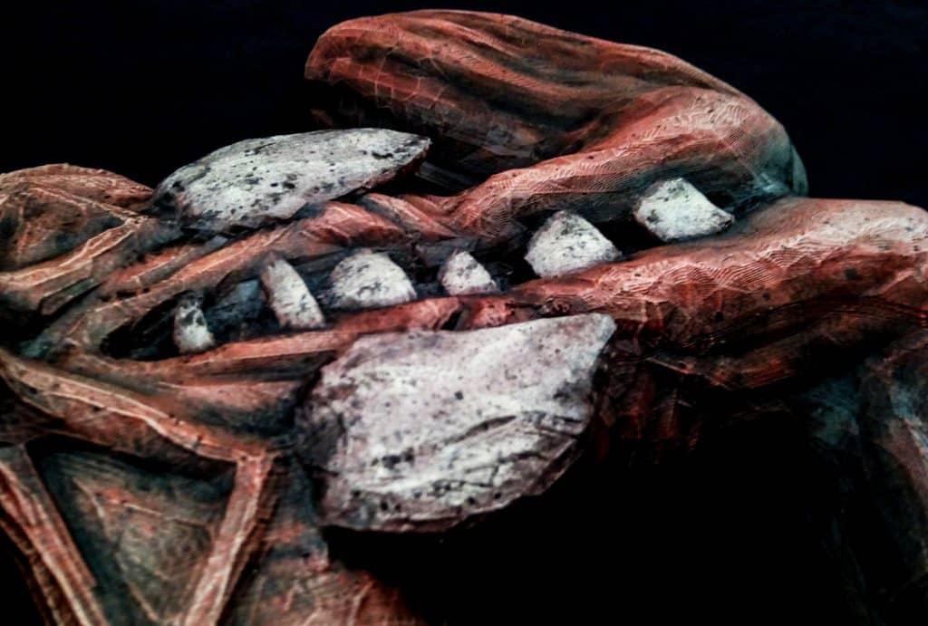 Fabrication 3D d'un Licker pour le projet modding Resident Evil 2