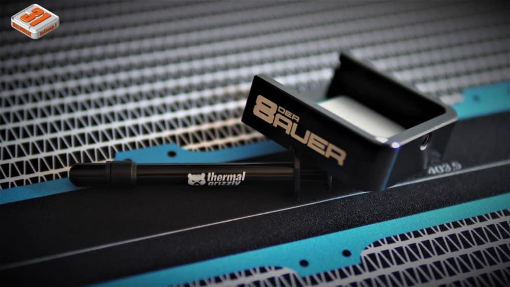 Le 8700K utilisé dans notre tutoriel DELID pour décapsuler votre processeur Intel en toute sécurité