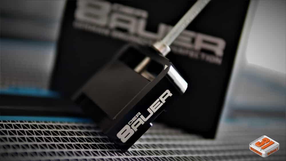 Der8auer forever pour notre tutoriel DELID pour décapsuler votre processeur Intel en toute sécurité