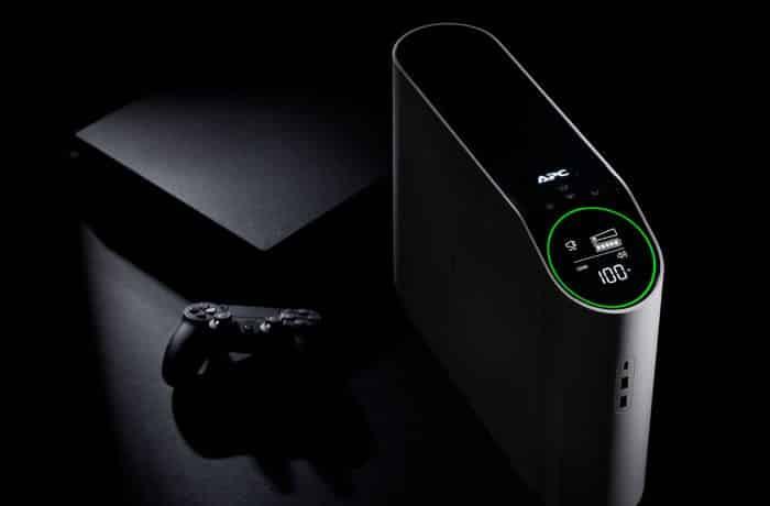 APC Back-UPS Pro Gaming , des onduleurs RGB développés pour les gamers