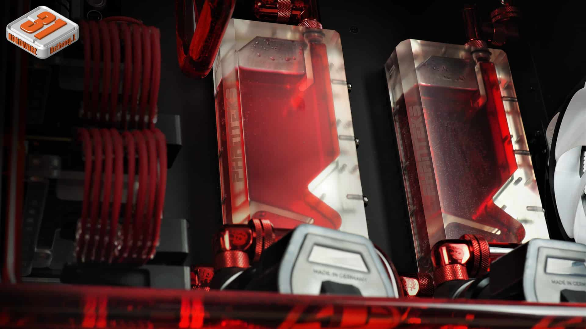 Worblog du projet Blood and ROG par Hardware31