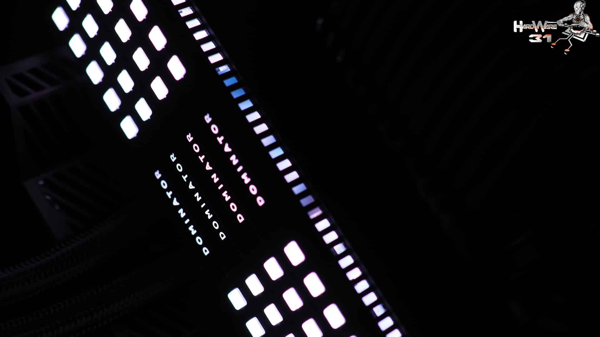 Montage client effectué avec le configurateur PC HArdware31 dans un Fractal Define 7 XL