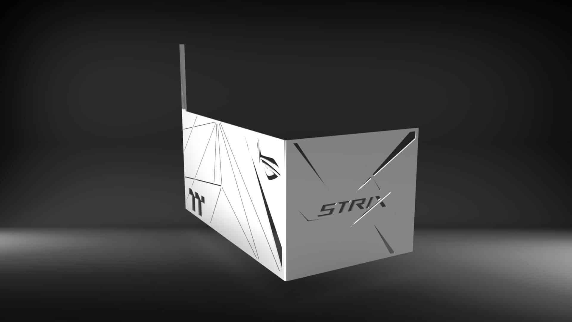 Worblog du projet P3 Strix Industrial par Hardware31