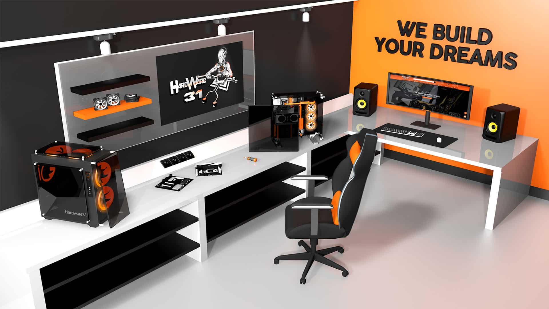 L'atelier Hardware31