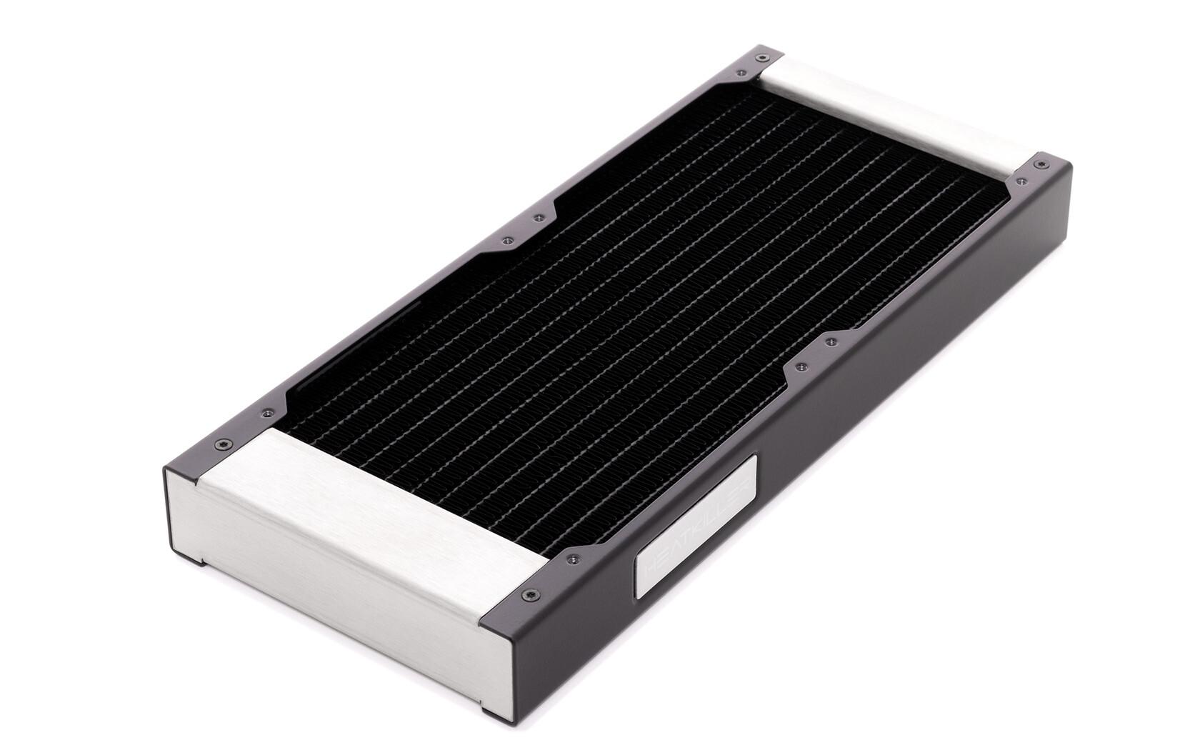 Watercool présente ces nouveaux radiateurs Heatkiller Rad 240 S Noir
