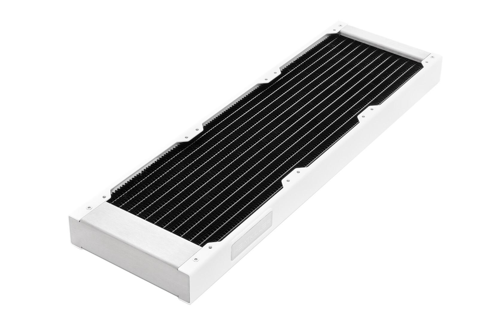 Watercool présente ces nouveaux radiateurs Heatkiller Rad 360 S Blanc