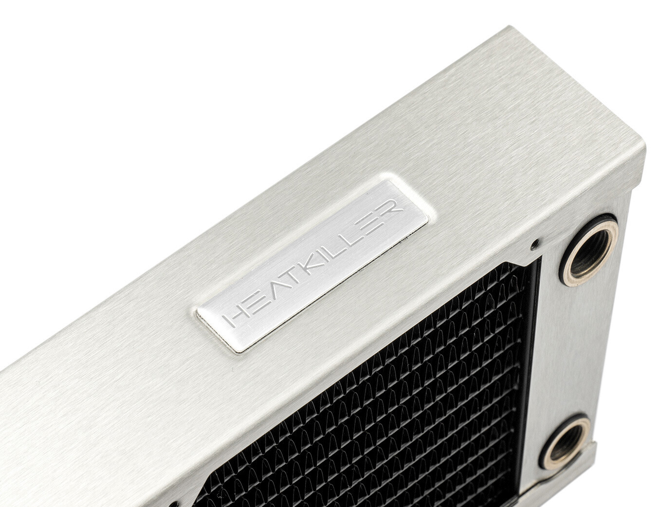"""Watercool présente ces nouveaux radiateurs Heatkiller Rad avec des raccords G1/4"""" en Laiton"""