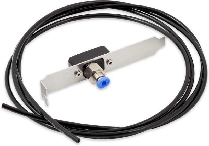 Aqua Computer présente sa protection anti-fuite Leakshield avec possibilité de remplissage simplifié