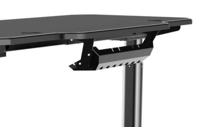Le RGo DESK 140 est le plus premium des bureaux gamer REKT avec une box cable-management