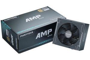 Phanteks présente ses nouvelles alimentations AMP