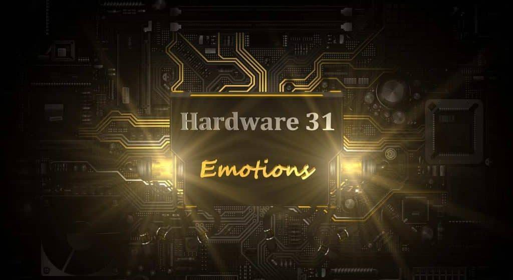 Hardware 31 - communauté émotions